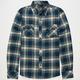 MICROS Reflektor Mens Flannel Shirt