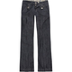 BOOM BOOM Two Button Womens Denim Trouser