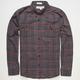 EZEKIEL MacGyver Mens Flannel Shirt
