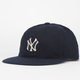 AMERICAN NEEDLE Yankees Mens Unstructured Strapback Hat