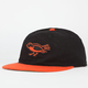 AMERICAN NEEDLE Orioles Mens Unstructured Strapback Hat