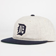 AMERICAN NEEDLE Tigers Mens Unstructured Strapback Hat