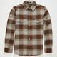 MATIX Perkins Mens Flannel Shirt