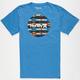HURLEY Crush Maze Boys T-Shirt