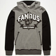 FAMOUS STARS & STRAPS Loaded Mens Hoodie