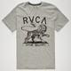 RVCA Vitor Lion Mens T-Shirt