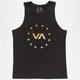 RVCA VA Sport VA Star Circle Mens Tank