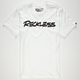 YOUNG & RECKLESS Scrawl Mens T-Shirt