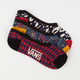 VANS Shooster Canoodle Womens No Show Socks