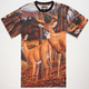 NEFF Thicket Mens T-Shirt