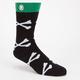 ROOK Cross Bones Mens Socks