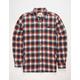 LIRA Cholo Mens Flannel Shirt