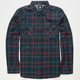 ELEMENT McCoy Mens Flannel Shirt