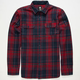 ELEMENT Crowly Mens Flannel Shirt
