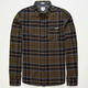 AMBIG Dock Mens Flannel Shirt