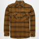 MATIX Becker Mens Flannel Shirt