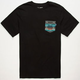 VANS Baja Mens Pocket Tee