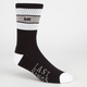 LAST KINGS Retro Kings Mens Crew Socks