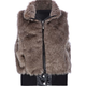 FULL TILT Girls Fur Vest