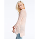 FULL TILT Essential Womens Slouchy Sweater
