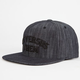 US VERSUS THEM Crosscut HO14 Mens Snapback Hat