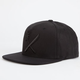 US VERSUS THEM Crosscut Waxed Mens Snapback Hat
