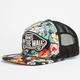 VANS Beach Girl Womens Trucker Hat