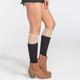 FULL TILT Ditsy Floral Top Womens Knee High Socks