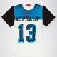 AYC Iced Out Varsity Mens T-Shirt