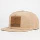CHOCOLATE El Choc Corduroy Mens Strapback Hat