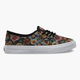 VANS Tapestry Floral Authentic Womens Shoes