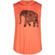 FULL TILT Elephant Whipstitch Girls Hooded Tank