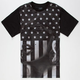 FAMOUS STARS & STRAPS Norma Mens T-Shirt