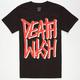 DEATHWISH Death Stack Mens T-Shirt