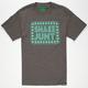 SHAKE JUNT Box Logo Mens T-Shirt