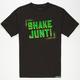 SHAKE JUNT Stencil Mens T-Shirt