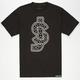 SHAKE JUNT SJ Logo Mens T-Shirt