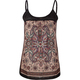 FULL TILT Paisley Pattern Womens Cami