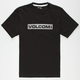 VOLCOM Eurostyling Reflective Boys T-Shirt