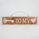 Key To My Heart Sign