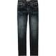 YMI Whipped Stitch Girls Skinny Jeans