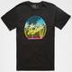 VON ZIPPER Spring Broke Mens T-Shirt
