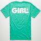 GIRL Track Mens T-Shirt