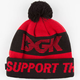 DGK Support The Struggle Beanie