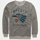 IMPERIAL MOTION Caster Inside Out Mens Sweatshirt