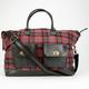 Flannel Duffle Bag
