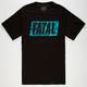 FATAL Tie Or Die Mens T-Shirt