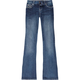SCISSOR Wing Back Girls Flare Jeans