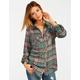 FULL TILT Charlie Womens Flannel Shirt
