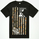 METAL MULISHA Realtree Lost Flag Mens T-Shirt